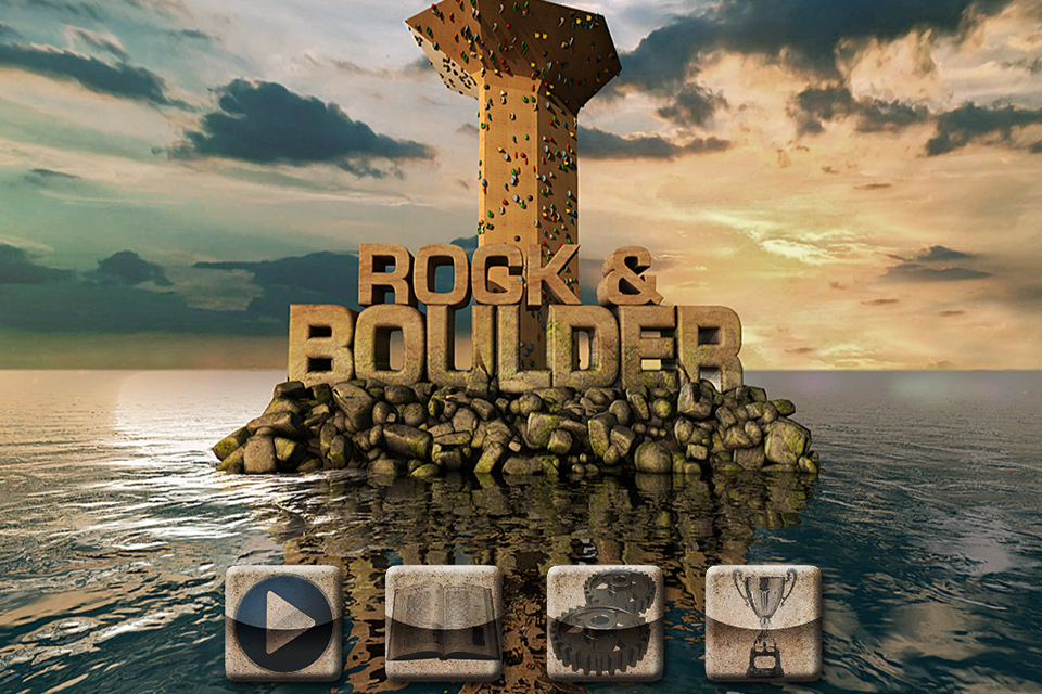 Screenshot Rock&Boulder